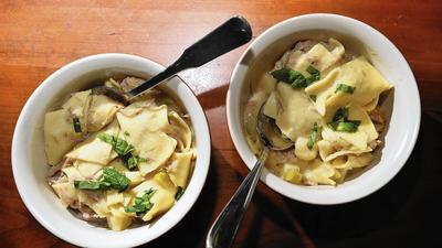 Pennsylvania Dutch pot pie: A bowl full of love