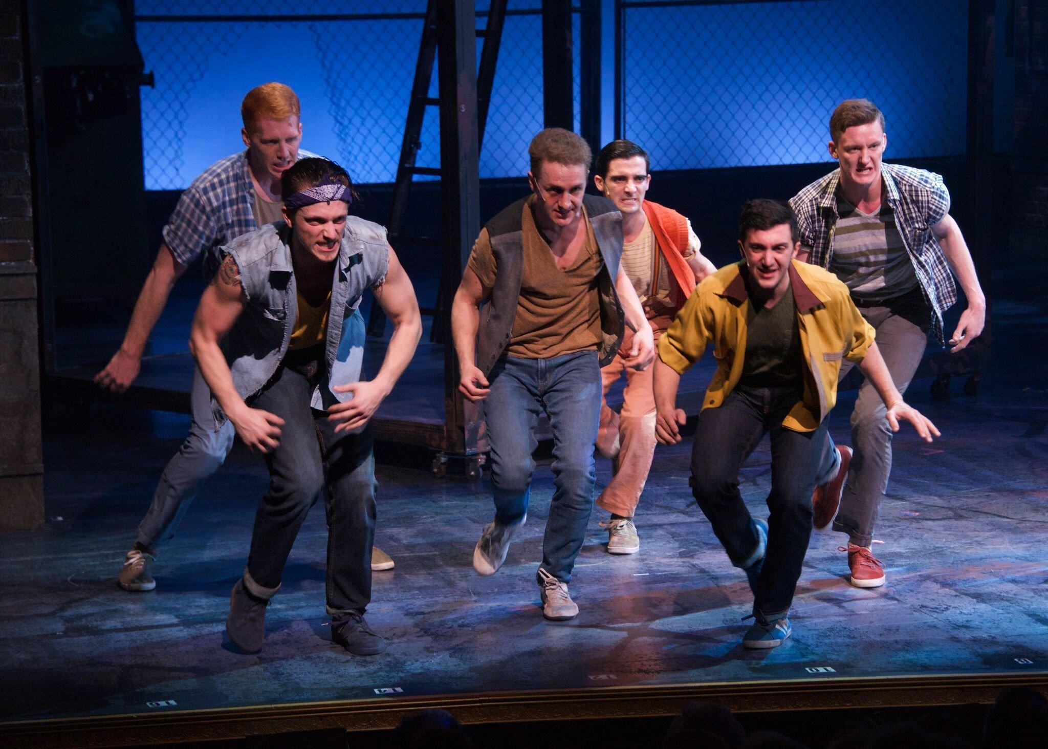 a review of west side story in production of the papermill theater With productions like these, it's little wonder that the company will be awarded the prestigious regional 2016 tony award at sunday's tony awards.