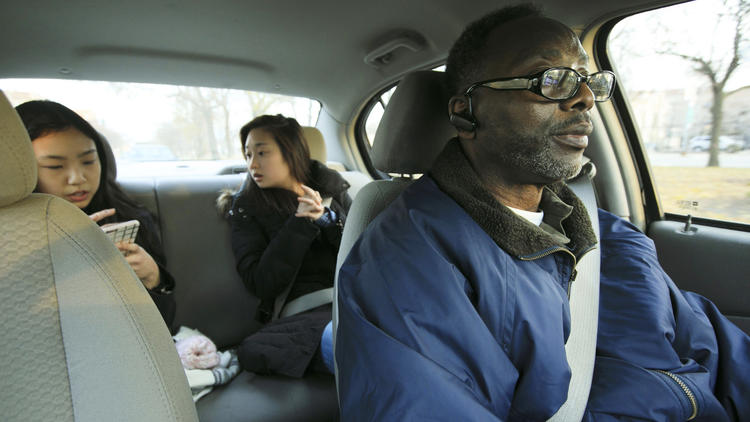 Chicagoans can now take Uber carpools with pre-tax commuter benefits – Chicago Tribune