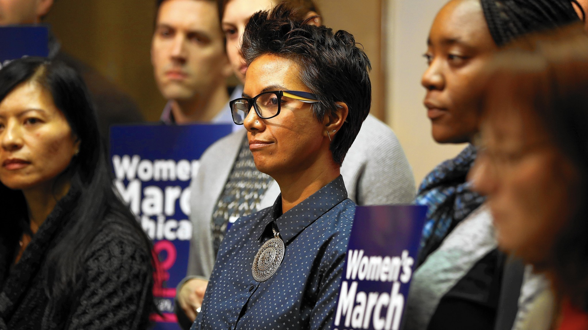 22,000 people expected to march for women's rights in Chicago on Saturday