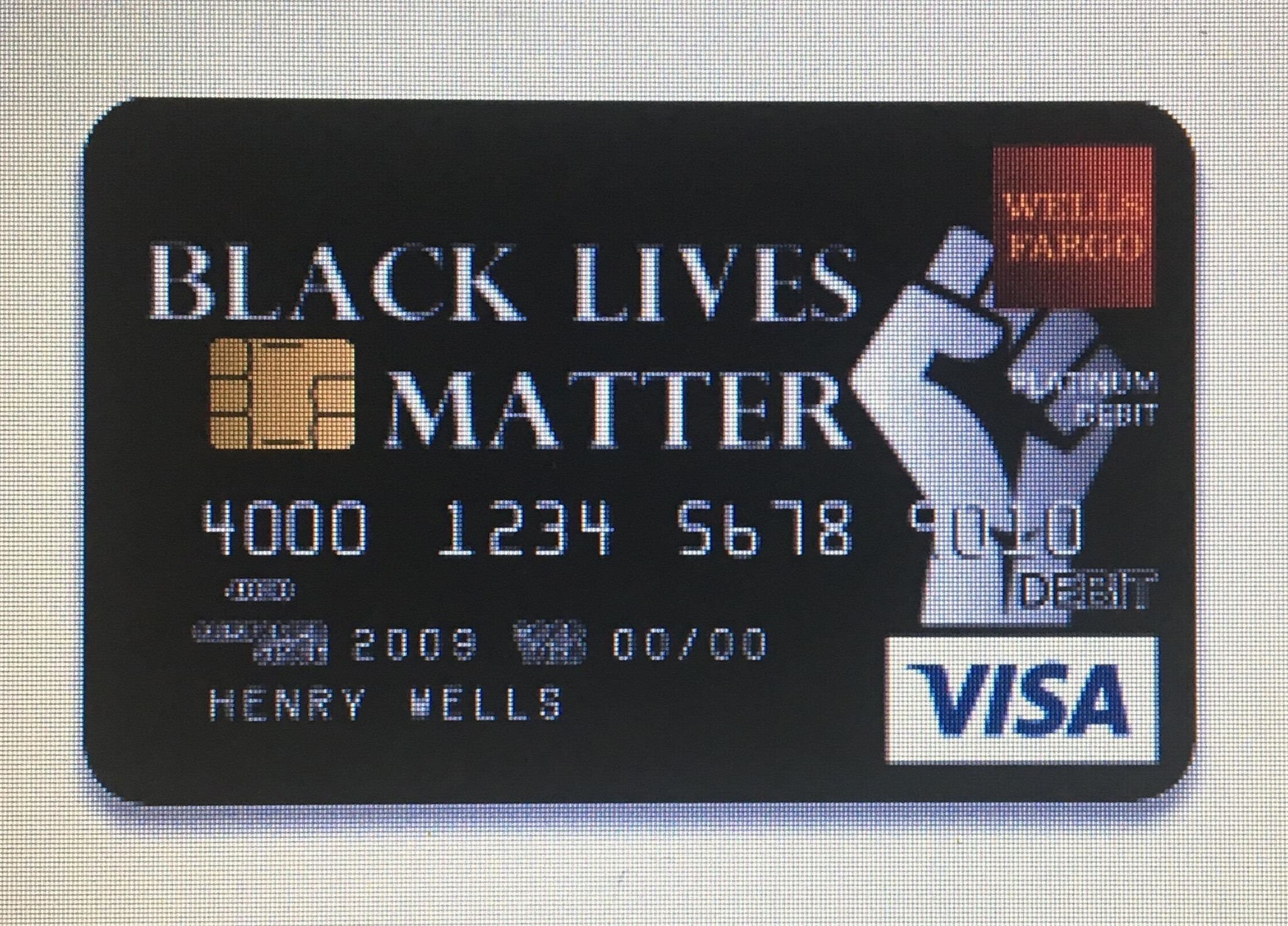 Baltimore teachers black lives matter debit card design denied baltimore teachers black lives matter debit card design denied by wells fargo baltimore sun magicingreecefo Choice Image
