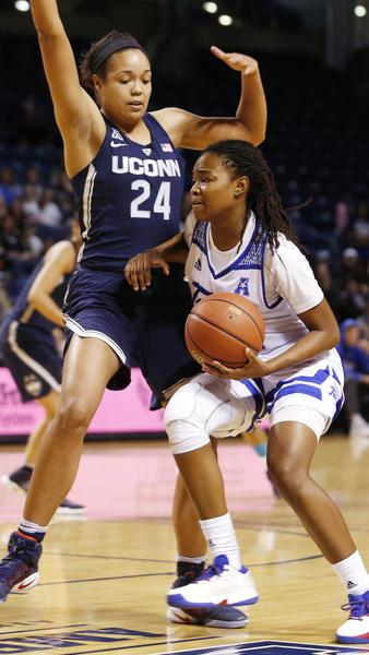UConn Women Vs. Tulsa