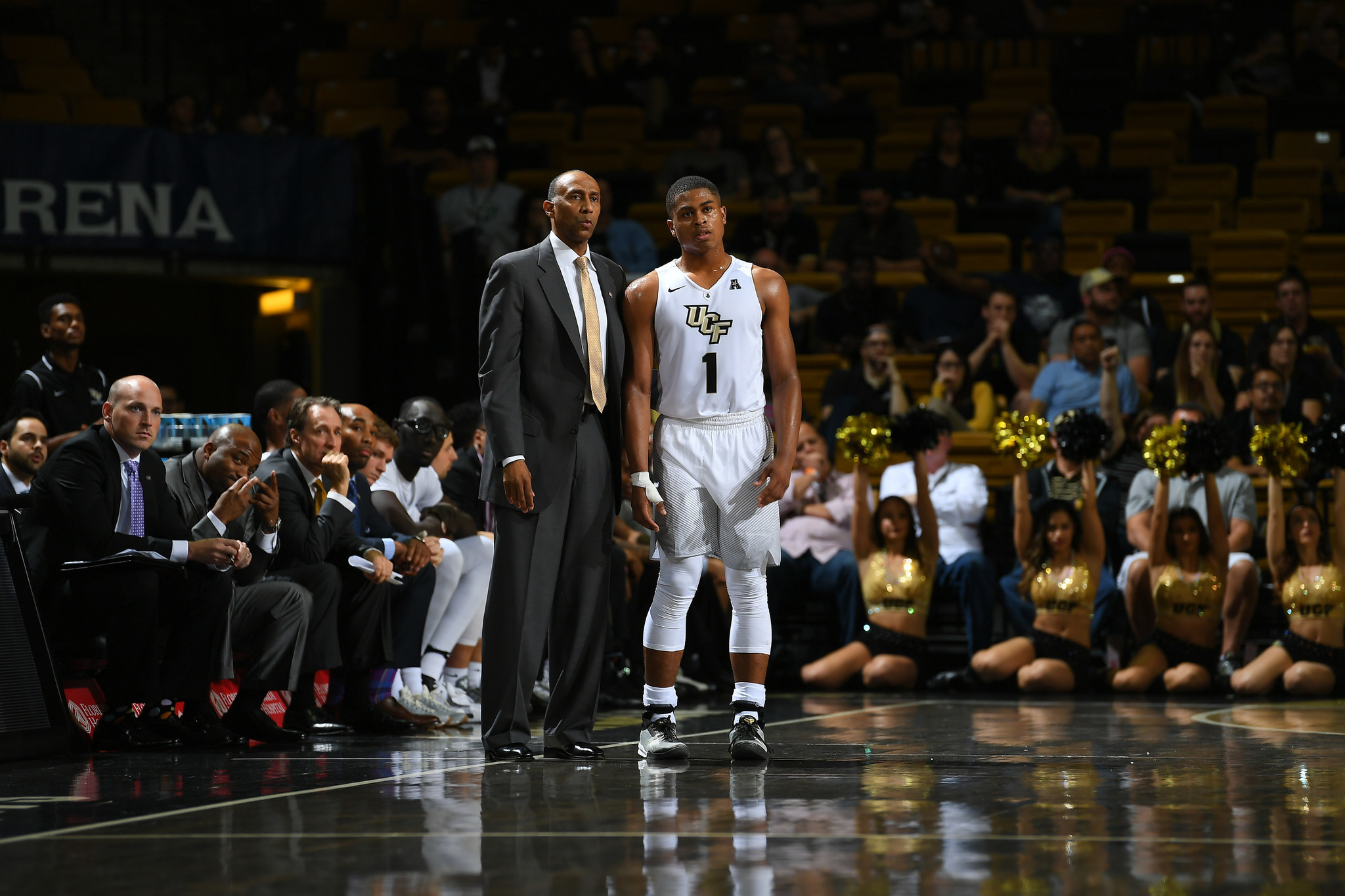 UCF coach Johnny Dawkins looking to build memories Orlando Sentinel