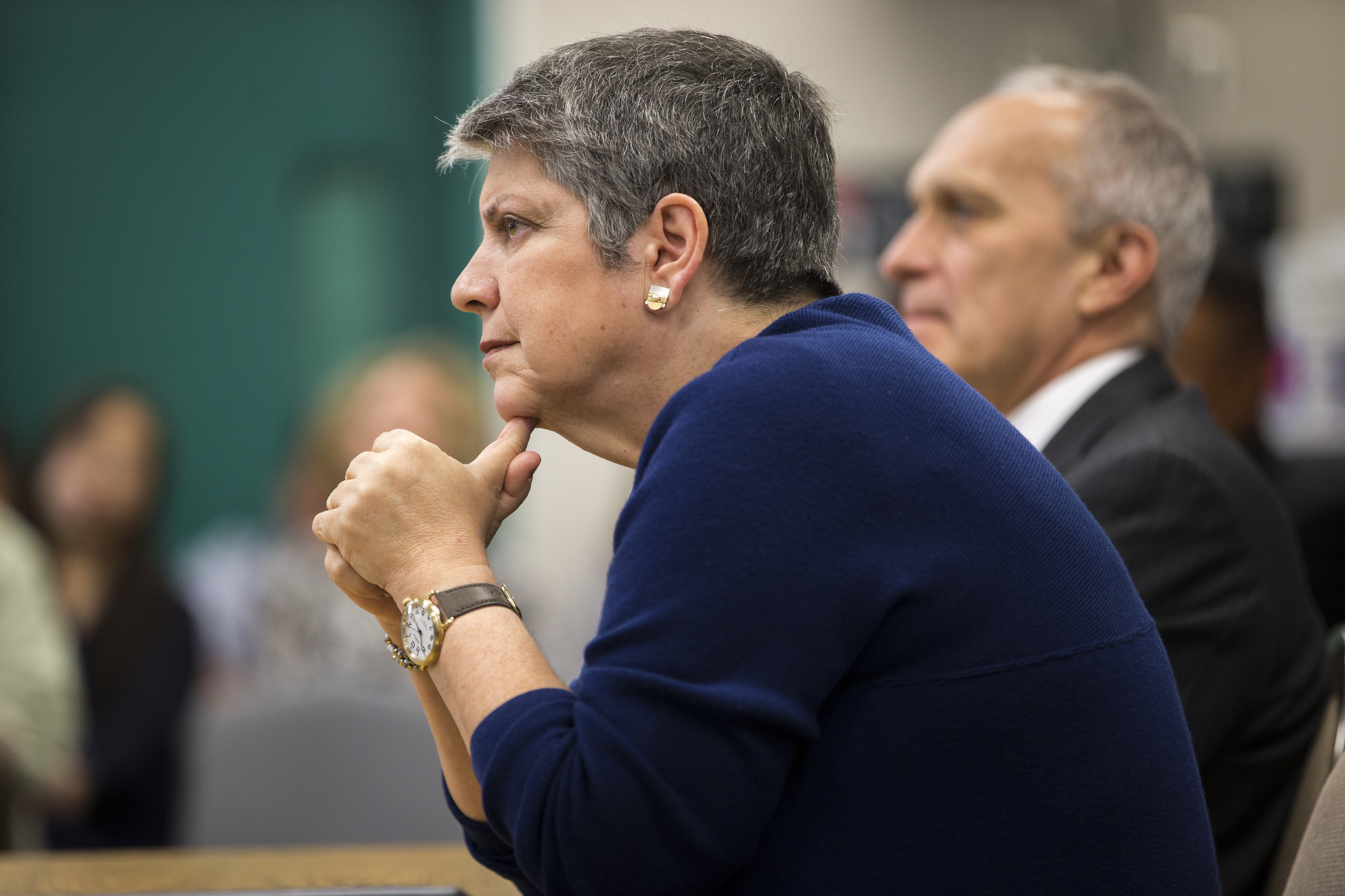 UC President Janet Napolitano undergoing cancer treatment, expected to return to duties 'very soon'