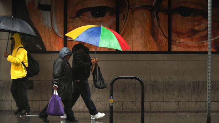 Epic rain expected in Southern California