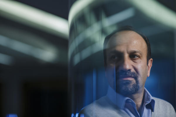 "Iranian filmmaker Asghar Farhadi, whose film ""The Salesman"" is nominated for an Oscar. (Marcus Yam / Los Angeles Times)"