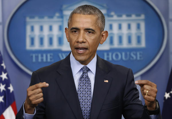 Obama closes his presidency on note of optimism: 'We're going to be okay'