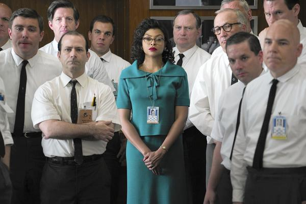 See 'Hidden Figures,' the brains at the back of NASA's bus
