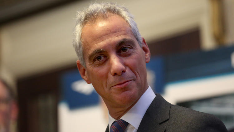 Sluggish tax rebate program leaves Emanuel millions to spend – Chicago Tribune