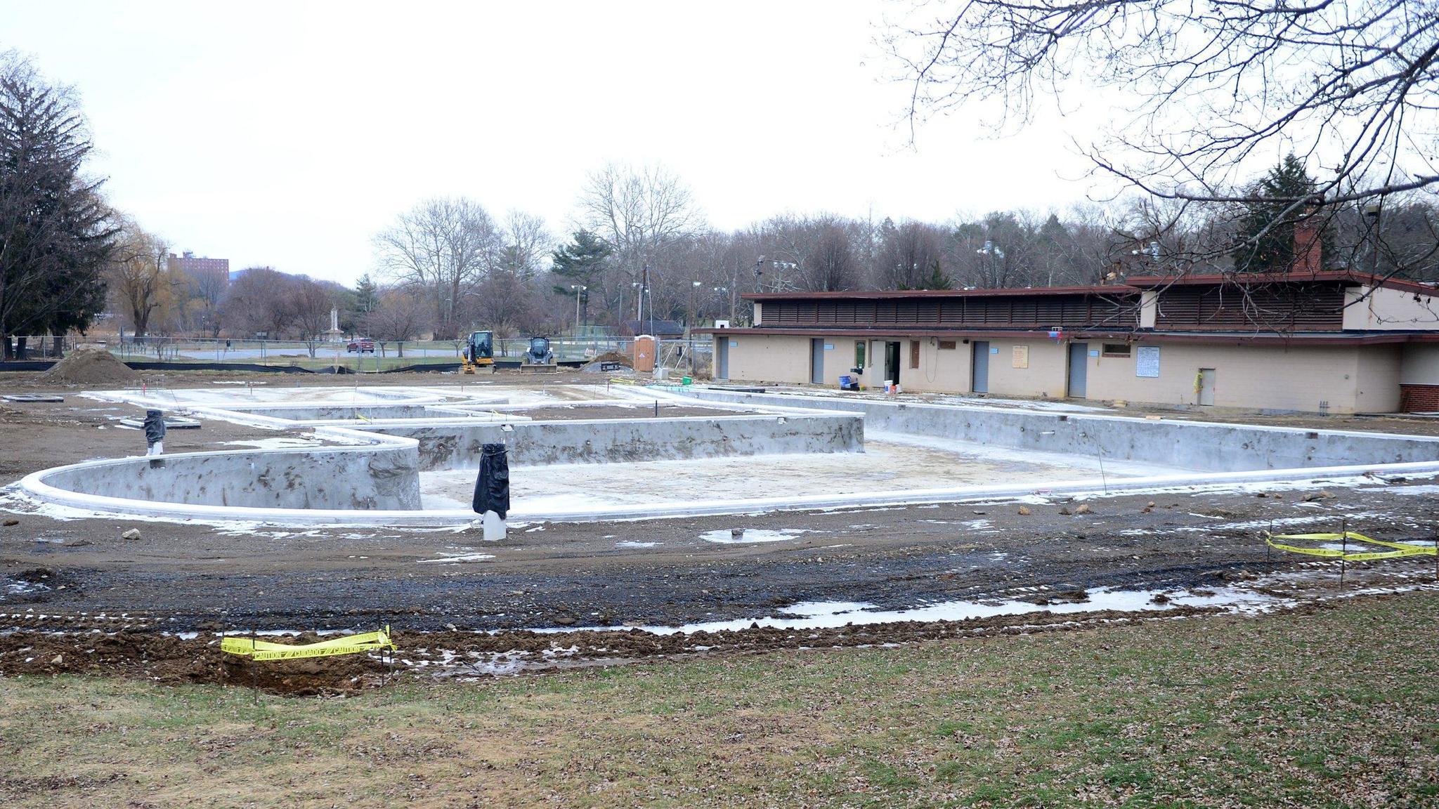 Cost of cedar beach pool renovation climbs again the - Cedar beach swimming pool allentown pa ...