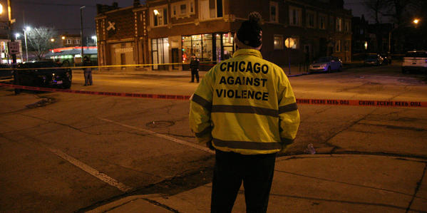 1 dead, 4 wounded on West, South sides