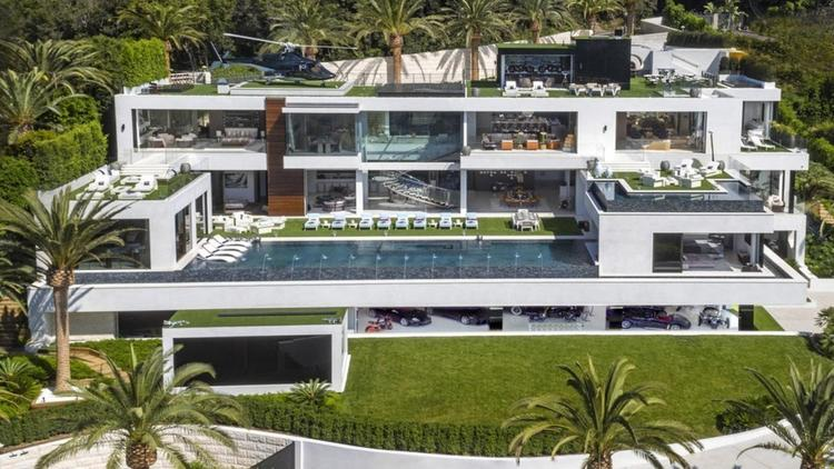 The priciest house for sale in the U.S.