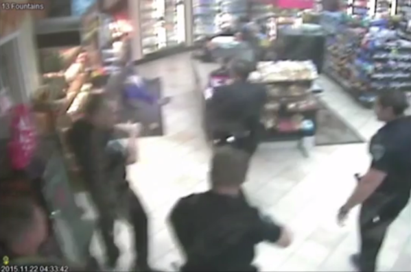Video shows police cornering mentally ill man and fatally shooting him: 'This was an execution'