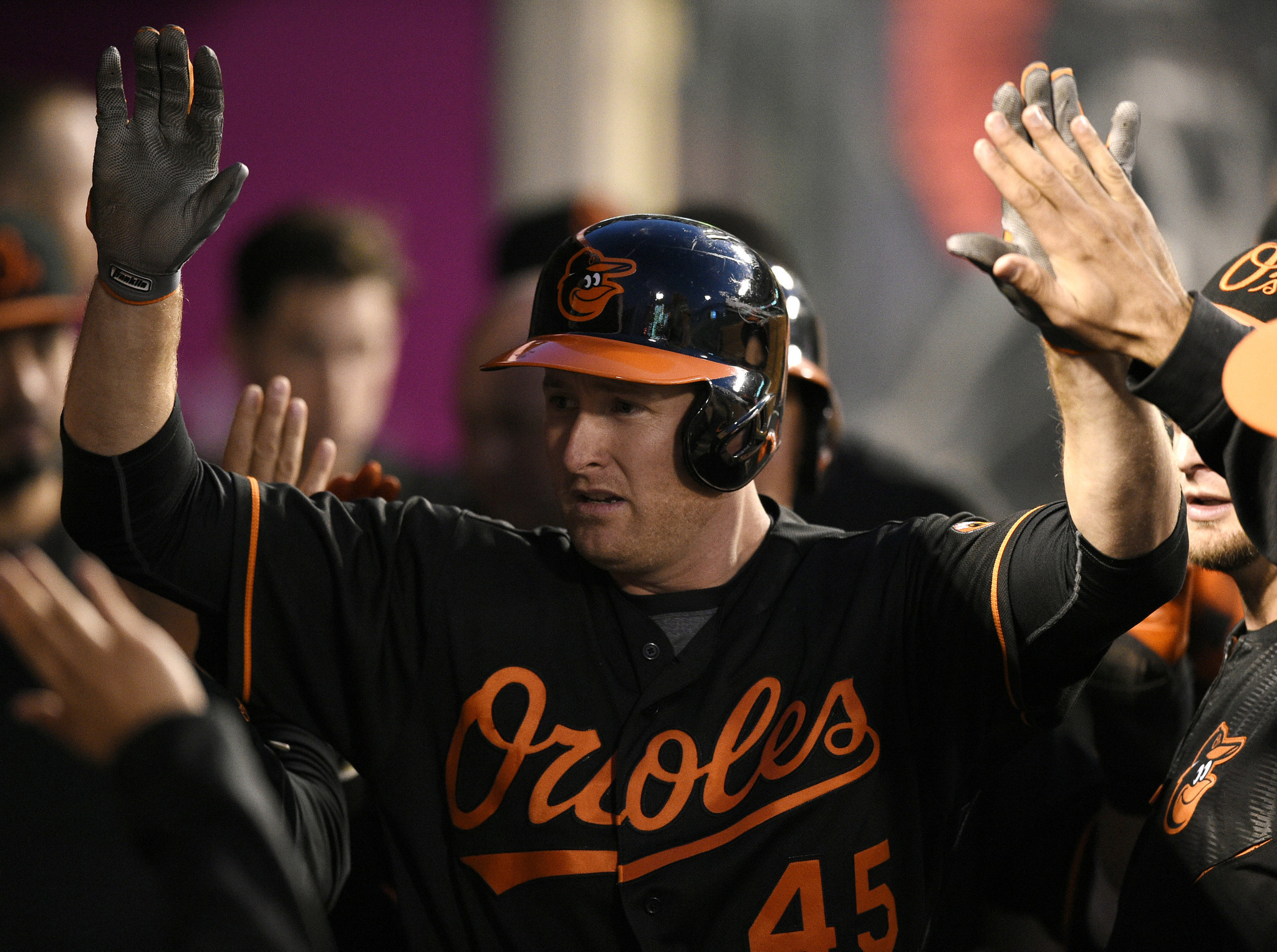 MLB report: Mark Trumbo agrees to three-year, $37.5-million deal with Orioles