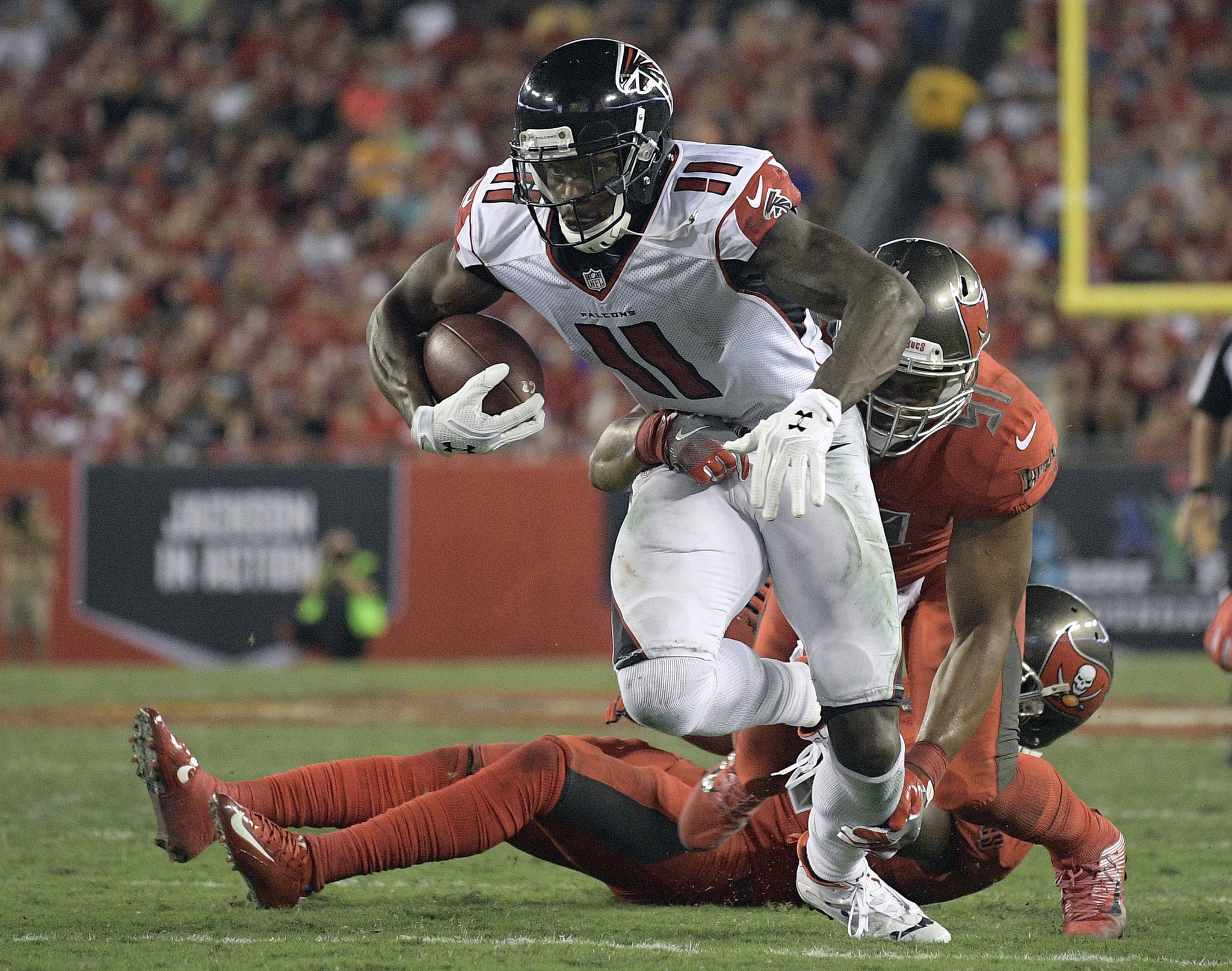 NFL report Julio Jones misses another practice but vows to play