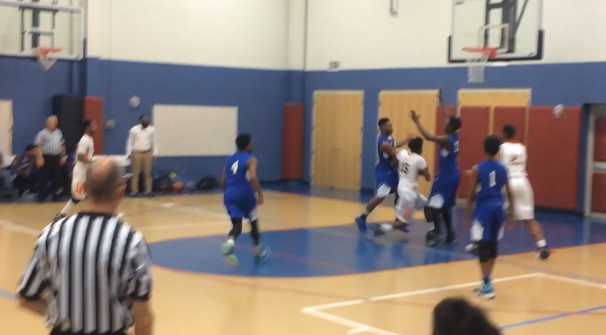 Chesapeake Science Point-City Neighbors boys basketball ...