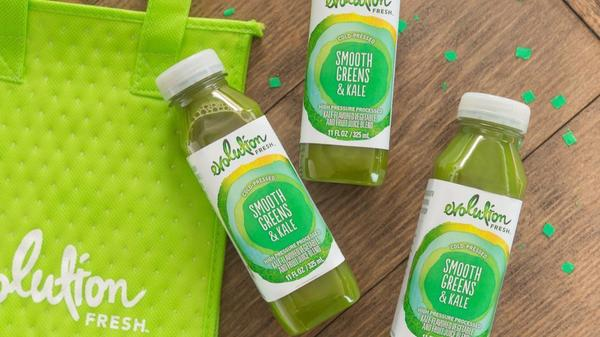 How to get free green juices delivered to your front door