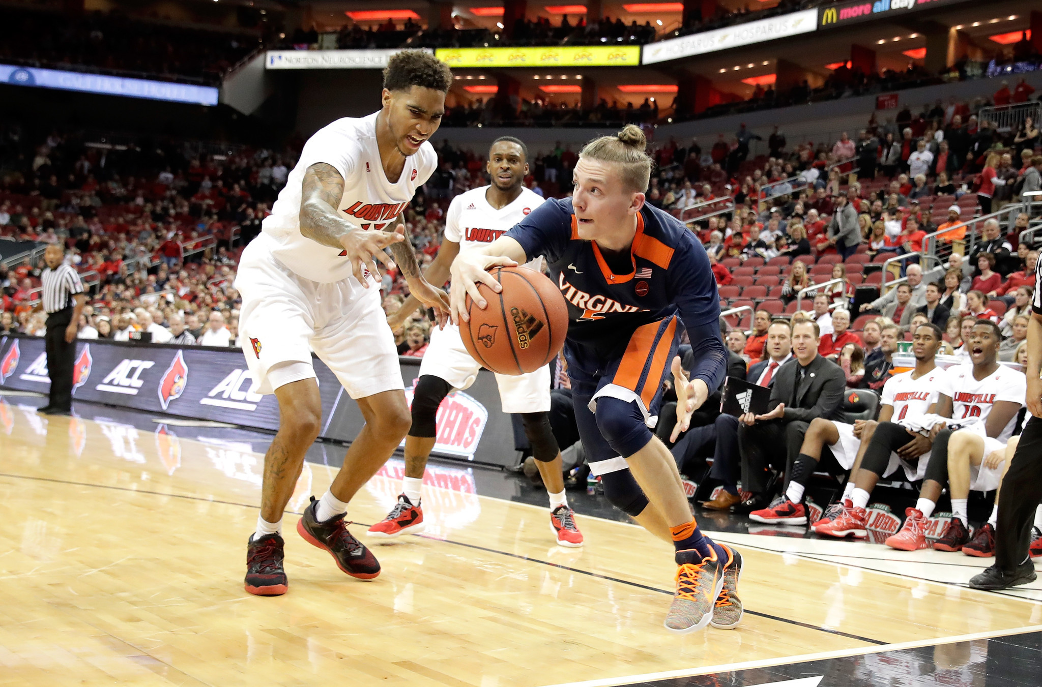 As Jack Salt plays in his last home game the redshirt senior has already left his legacy on Virginia Basketball The Kiwi big man made an impact on and off the court