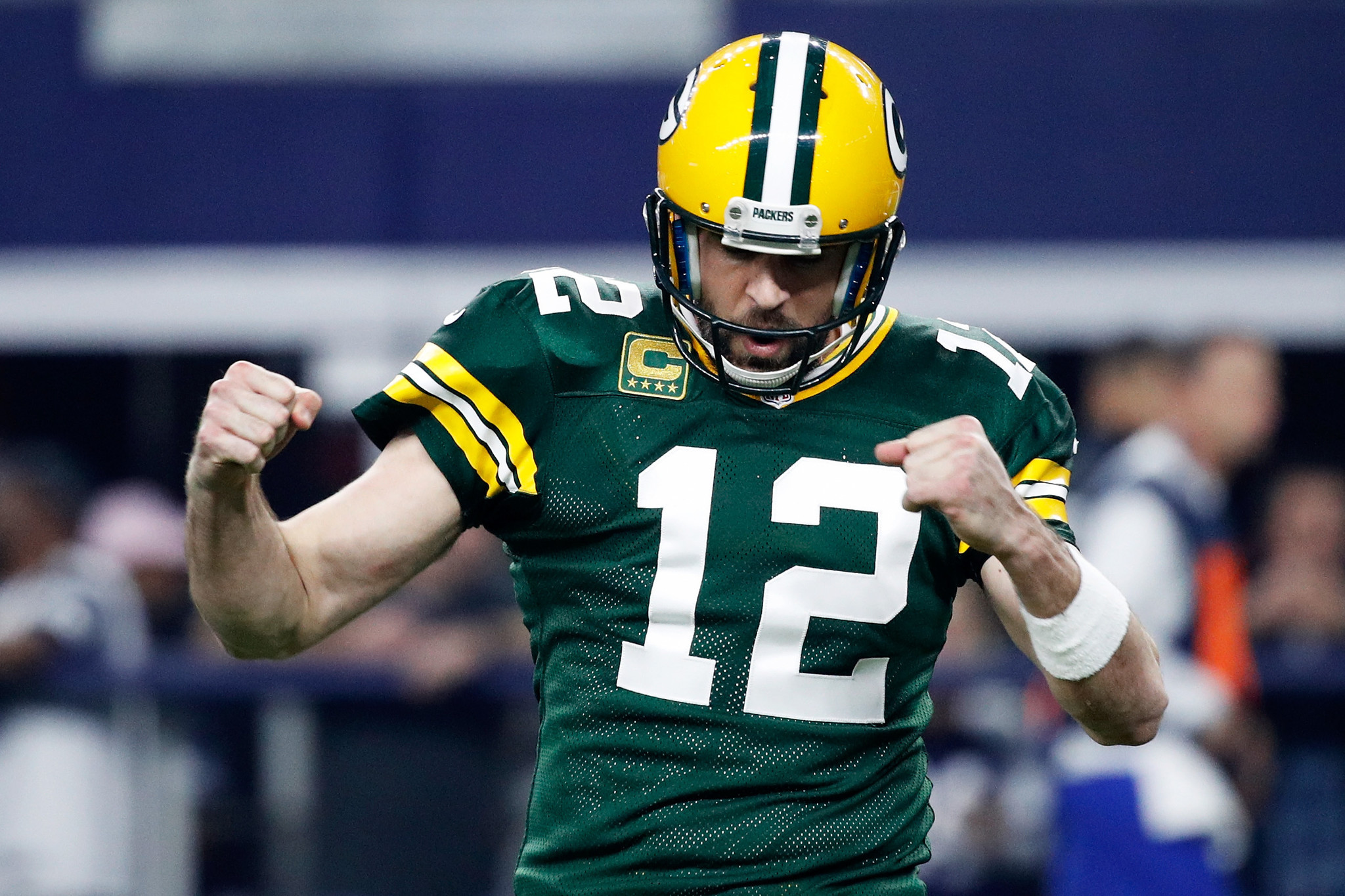 Aaron Rodgers Confidence Never Wavered Even After Packers 4 6 Start