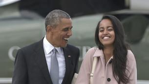 Malia Obama lands an internship with mega-producer Harvey Weinstein