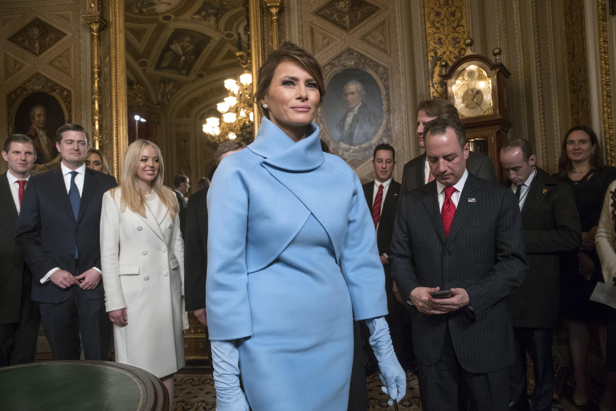white house website promotes melania trump u0027s modeling and jewelry