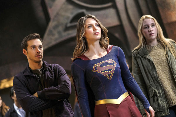 Monday's TV Highlights: The CW's 'Supergirl' on KTLA