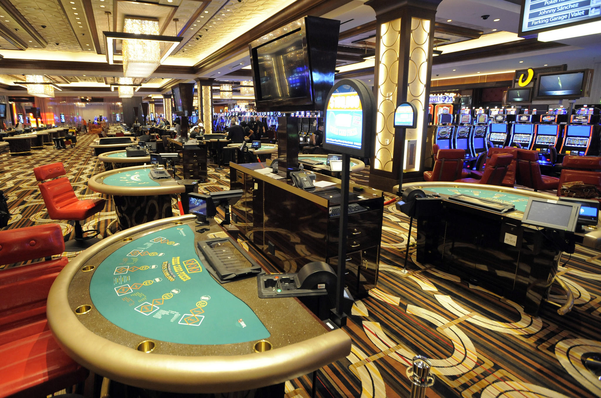 Casino funding blown casino grand up
