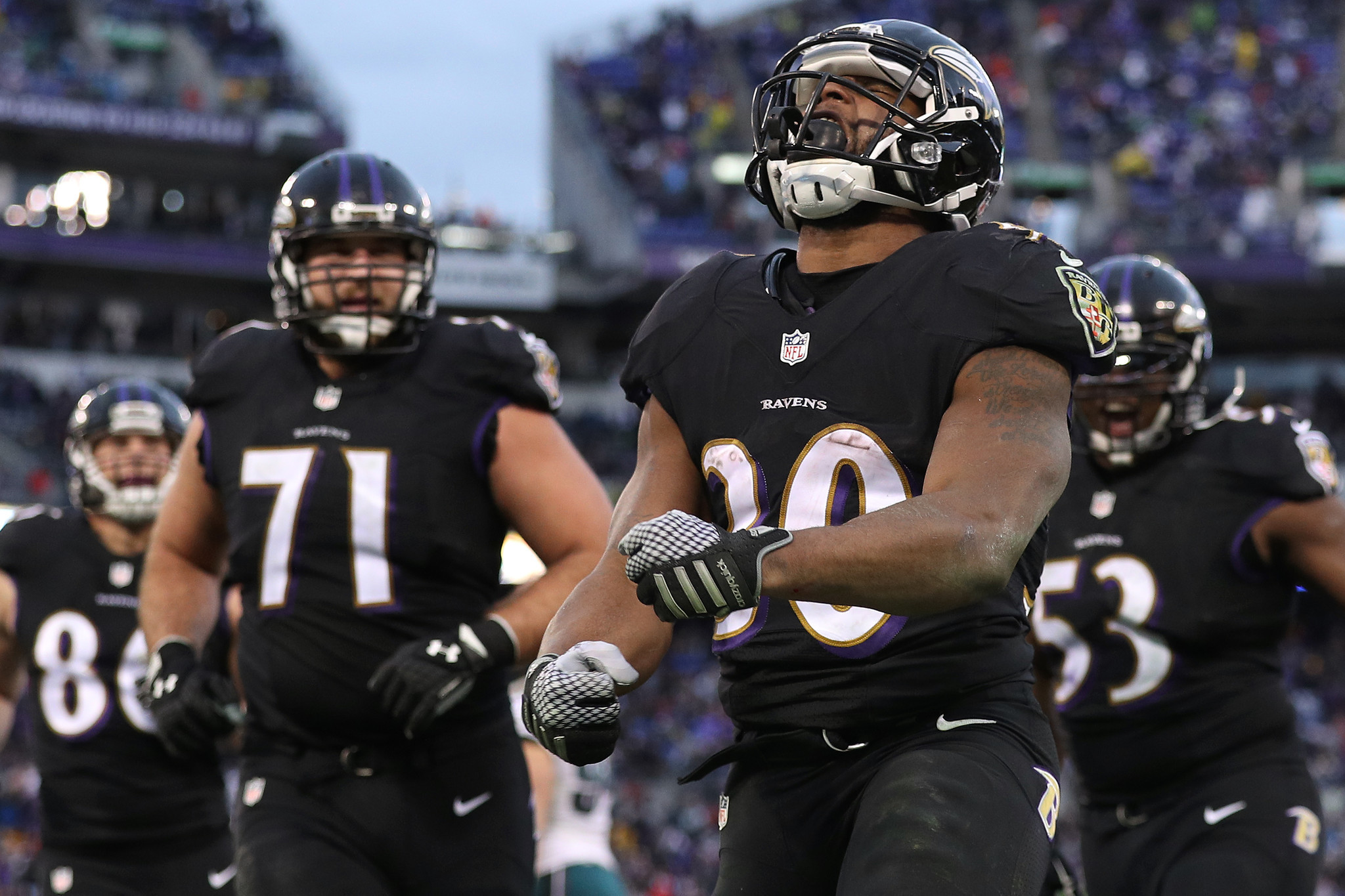Zach orr retires due to congenital neckspine condition nfl com - Kenneth Dixon S Rookie Campaign Was A Series Of Lessons Learned For The Ravens Running Back