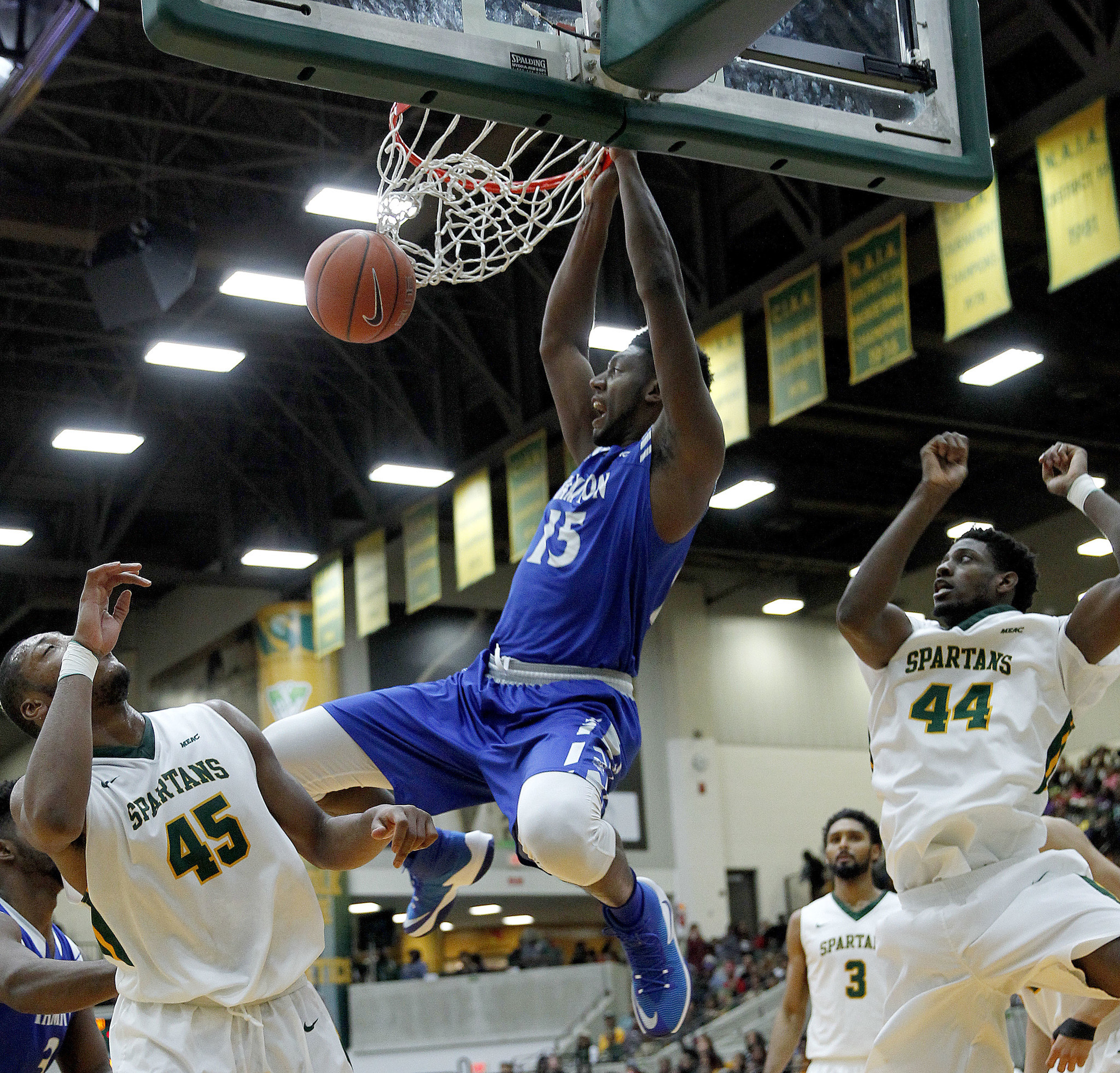 Norfolk State men blow out HU 79-62 - Daily Press