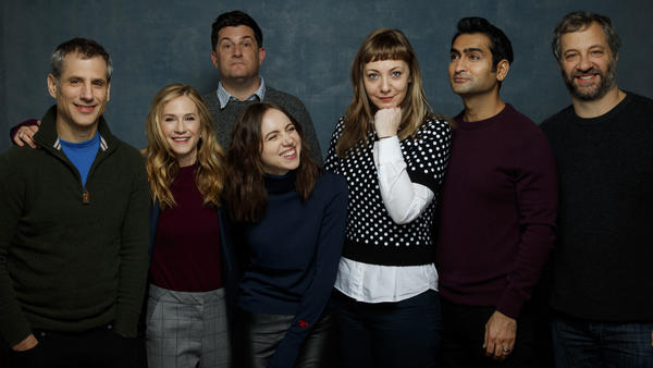 Sundance: 'The Big Sick' offers an early cure for the festival blues