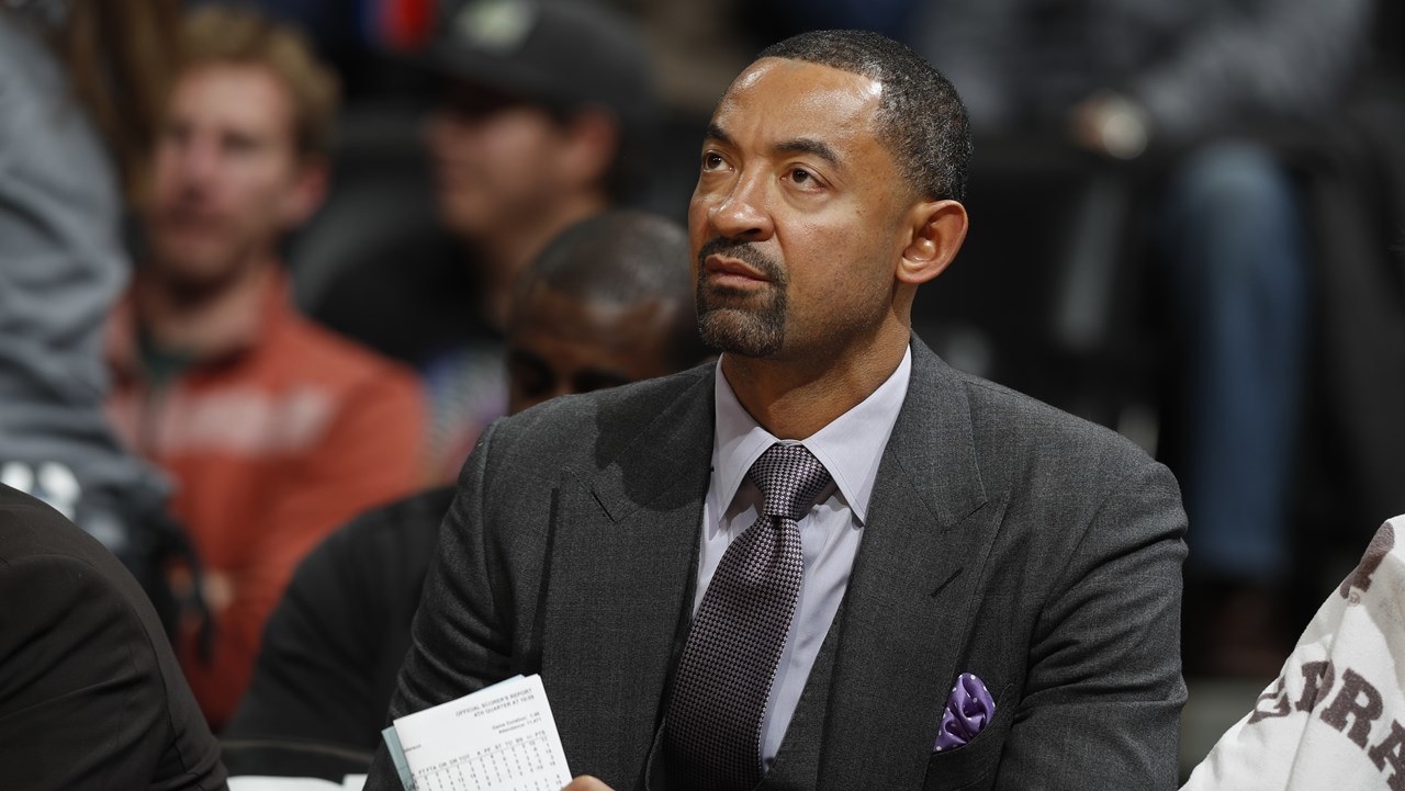 For Juwan Howard NBA assistants time to curb your enthusiasm