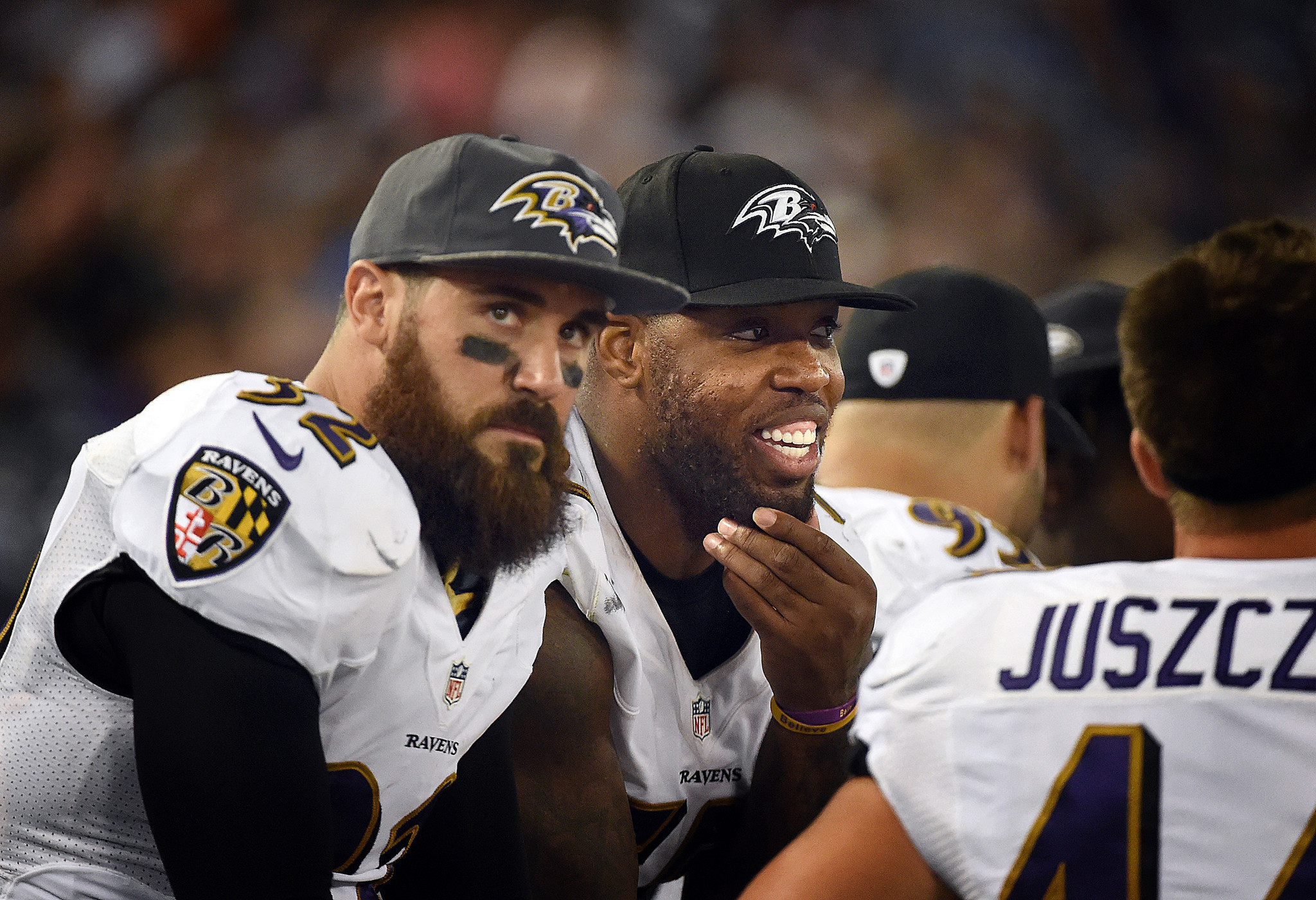 Eric Weddle added to Pro Bowl roster joining four Ravens