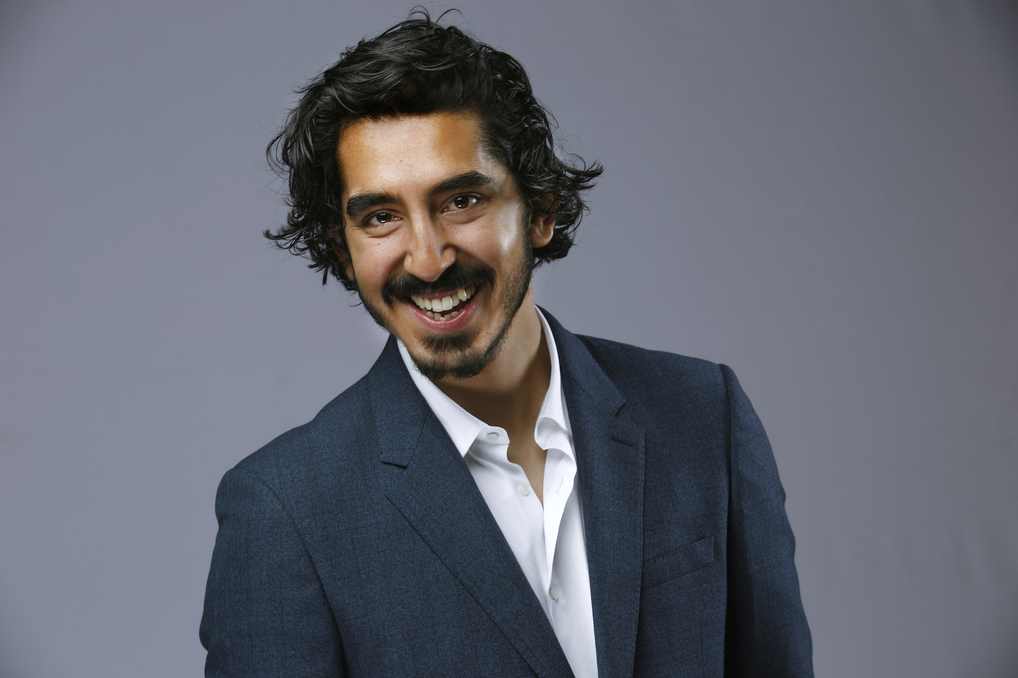 dev patel family