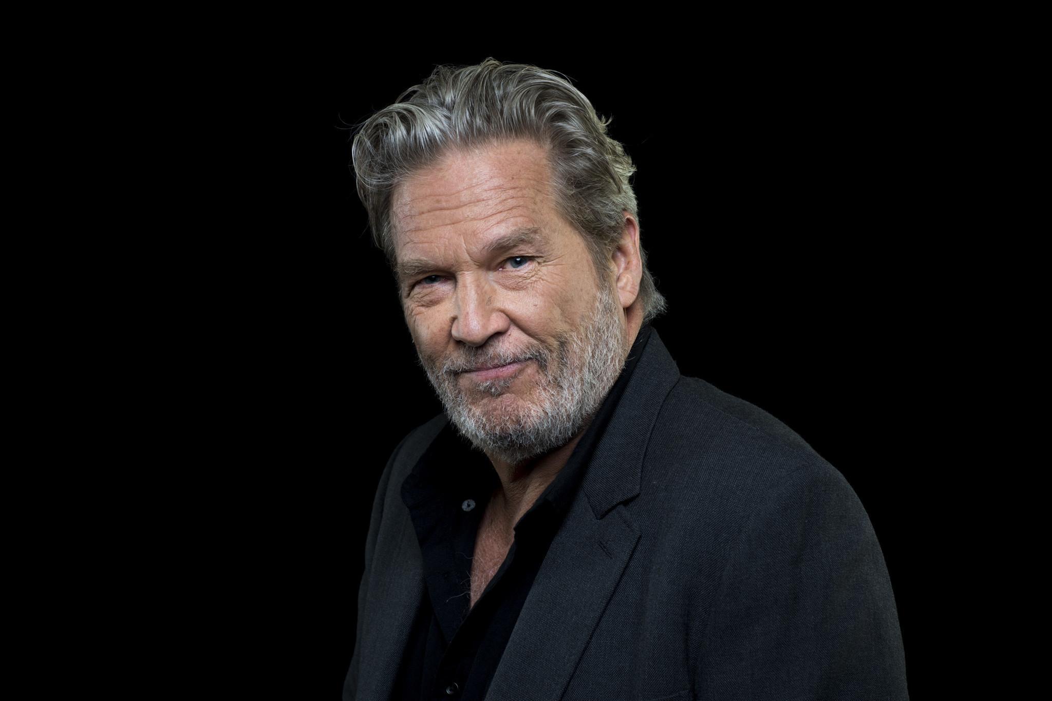 Jeff Bridges is an act...