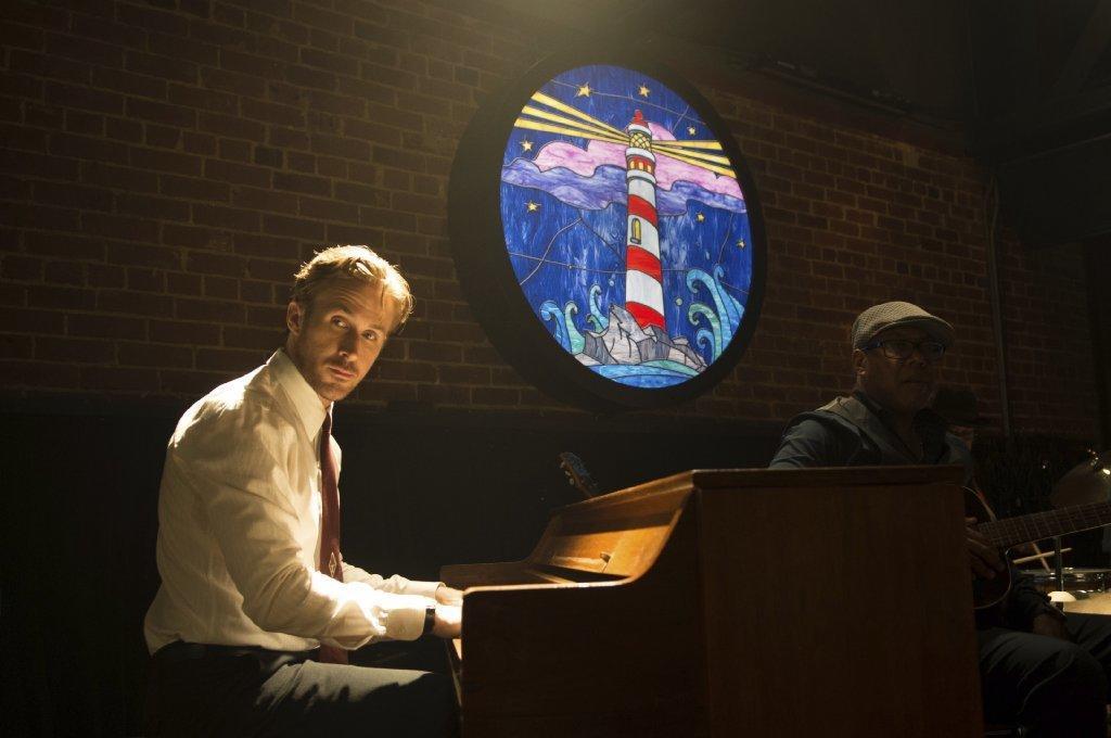 """Ryan Gosling in """"La La Land."""""""