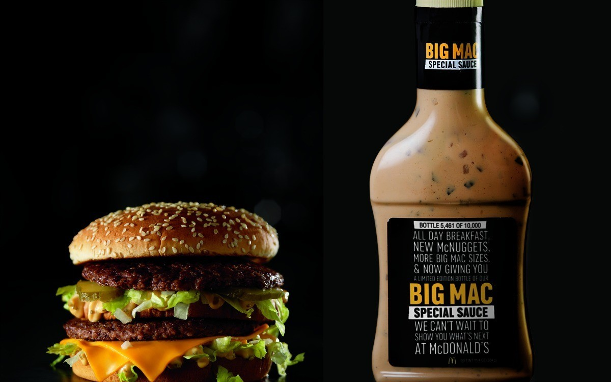 how to make the special big mac sauce