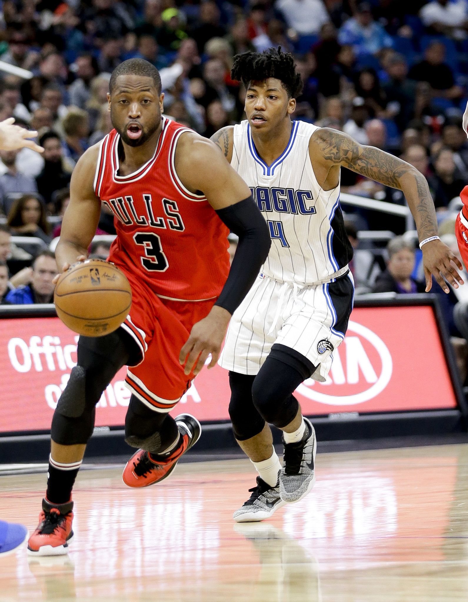 Dwyane Wade on pace to play 73 games — just shy of preseason goal