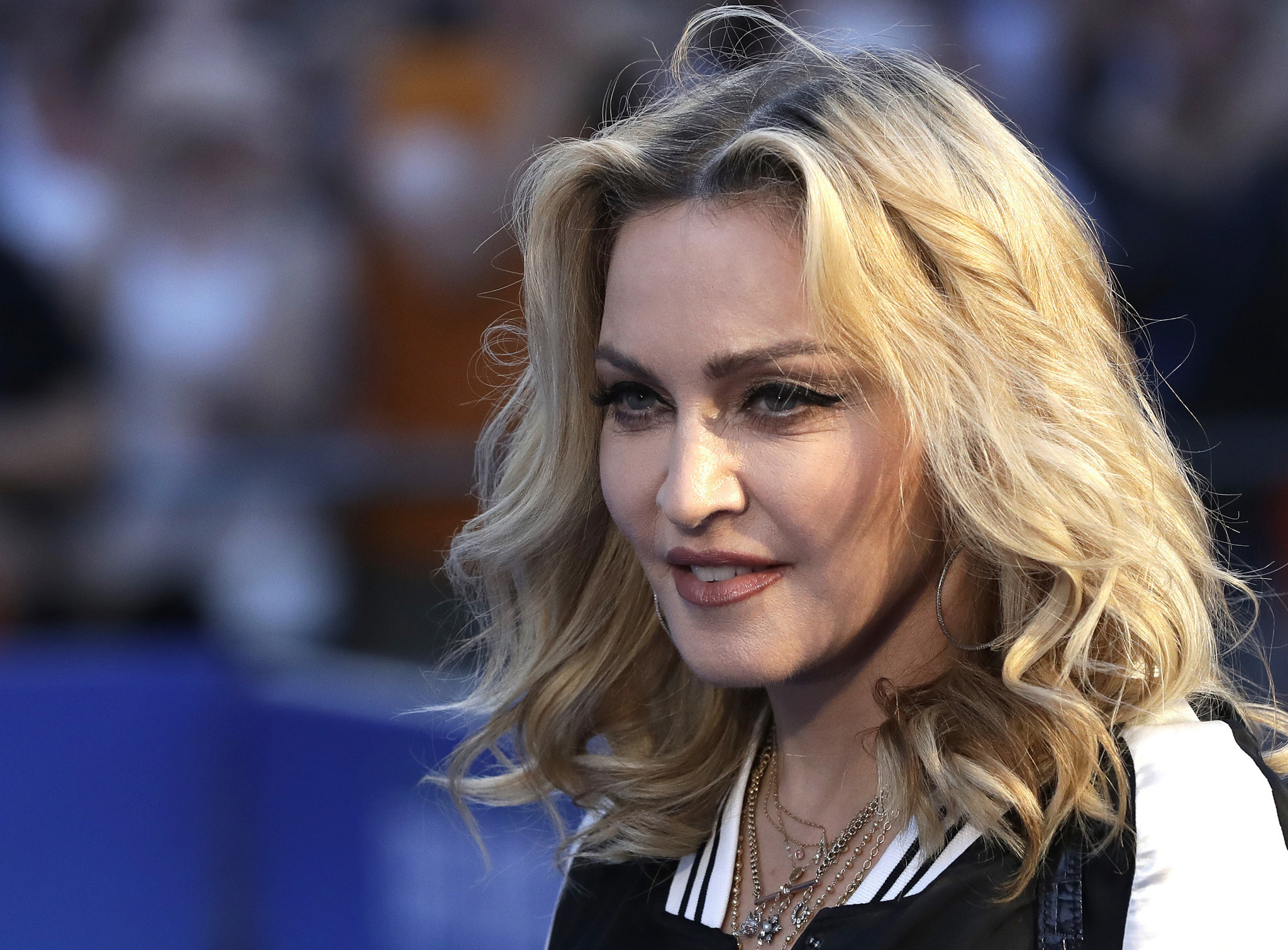 Madonna Denies Malawi Report She Plans More Adoptions Chicago Tribune  Madonna Denies Malawi Report She Plans