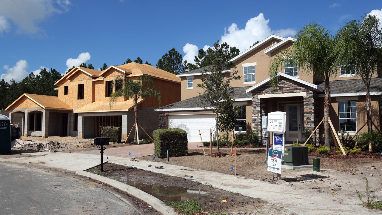 Orlando home builders: Let's make a deal - Orlando Sentinel on