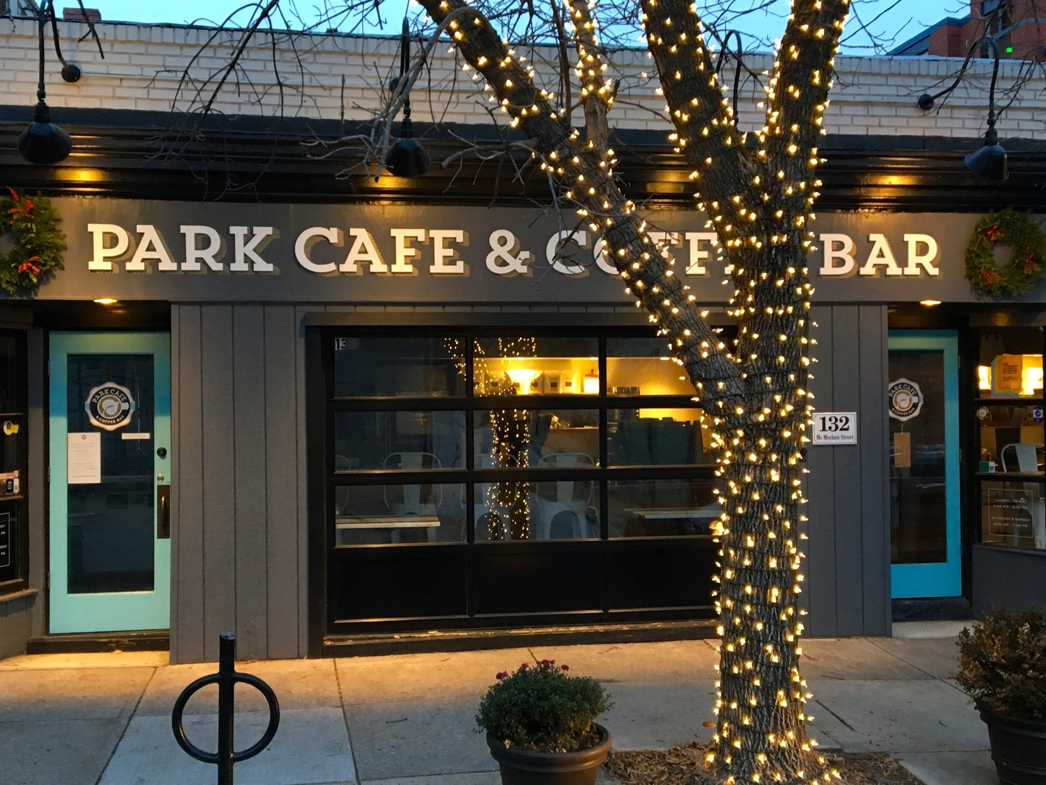 Robberies At Park Cafe Baltimore