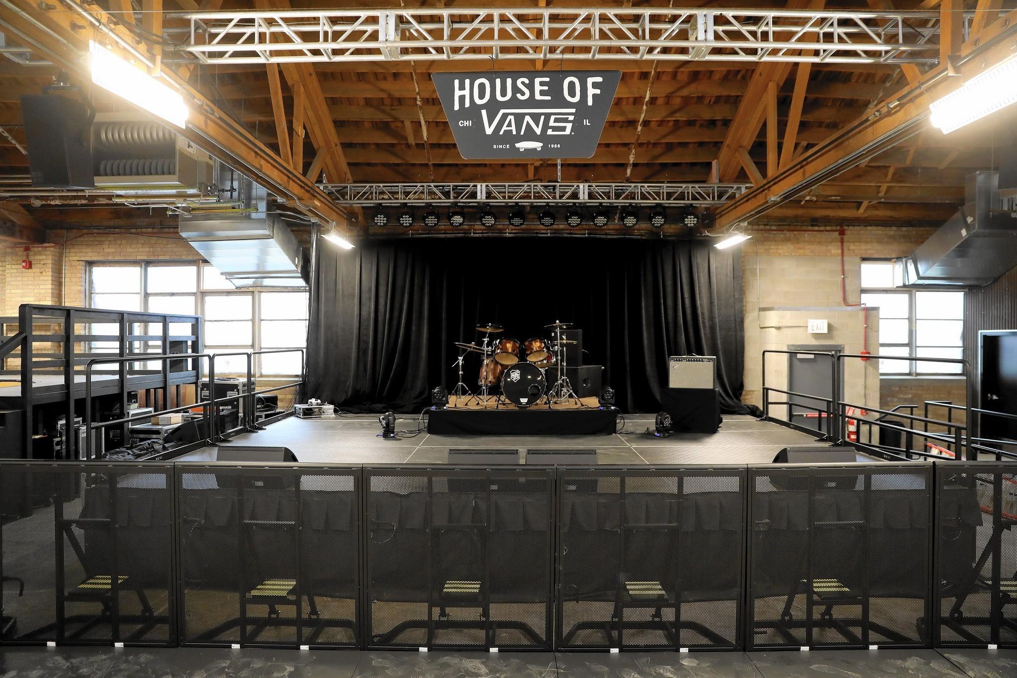 music venue business model
