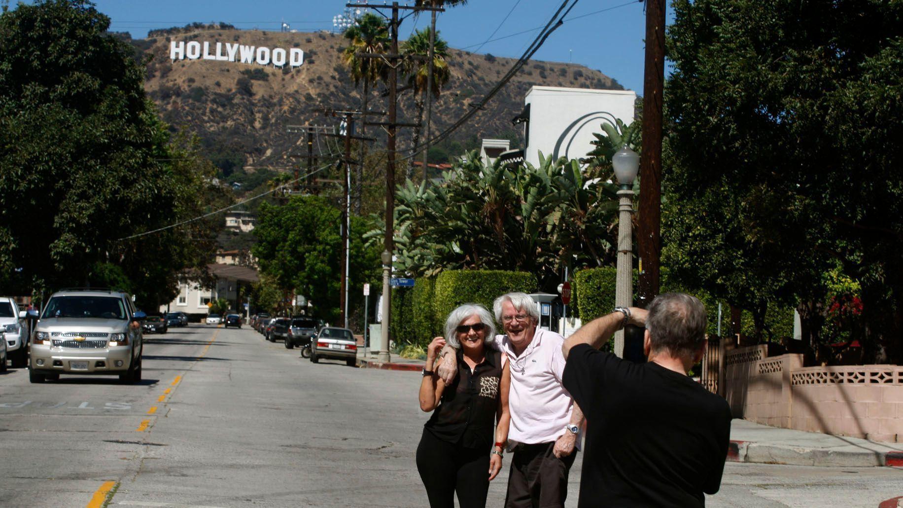 Neighborhood spotlight hollywood hills a setting for high - Hollywood hills tv show ...