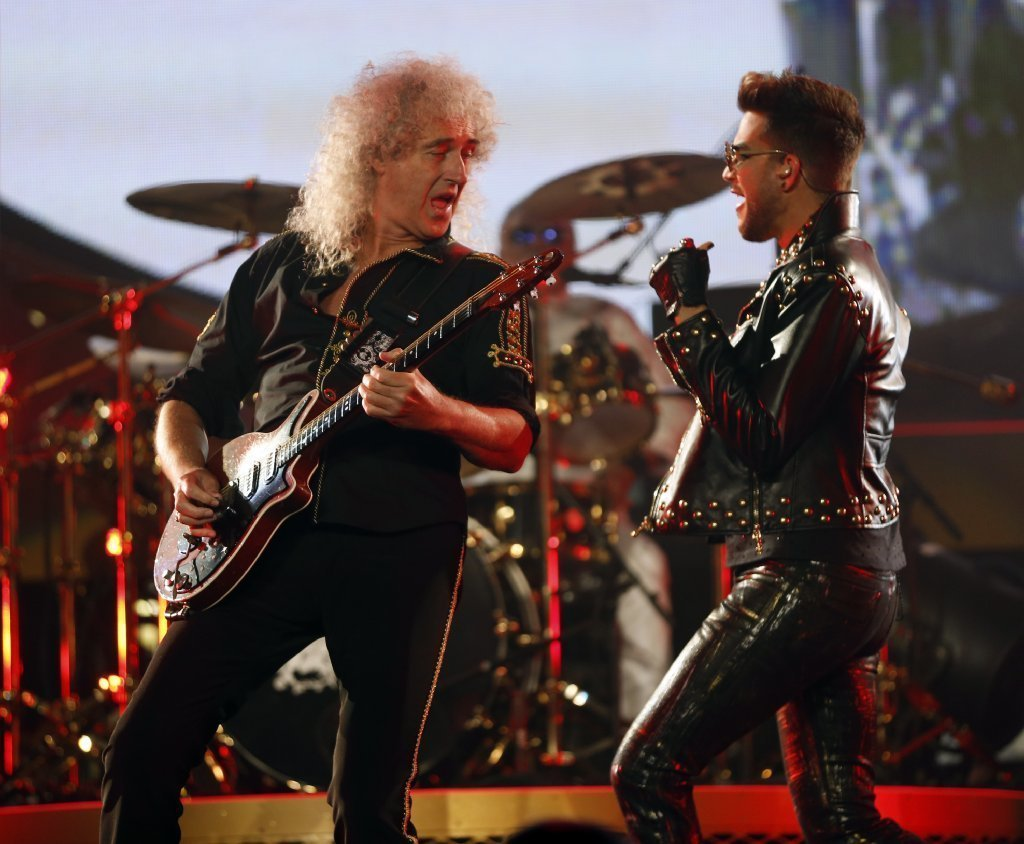 Queen With Adam Lambert Summer Of  Tour