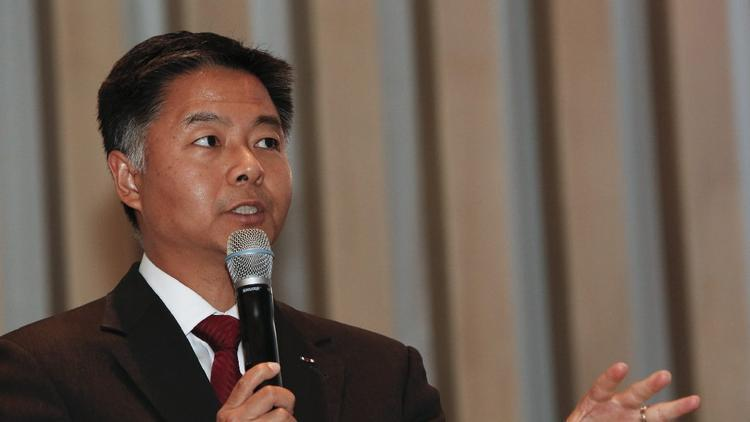 Rep. Ted Lieu is trolling Donald Trump, and he hopes you're watching