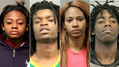 Cameras barred from pretrial hearings for 4 accused in Facebook Live attack