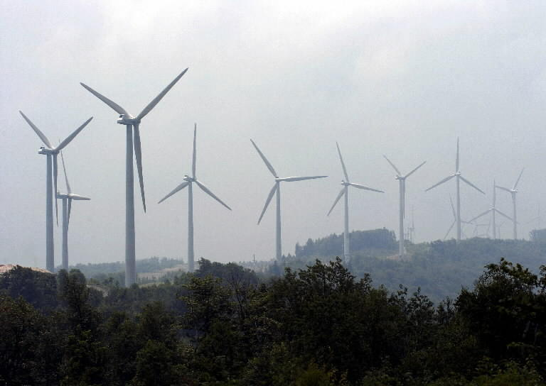 Judge Plans To Deny Disputed Western Maryland Wind Farm