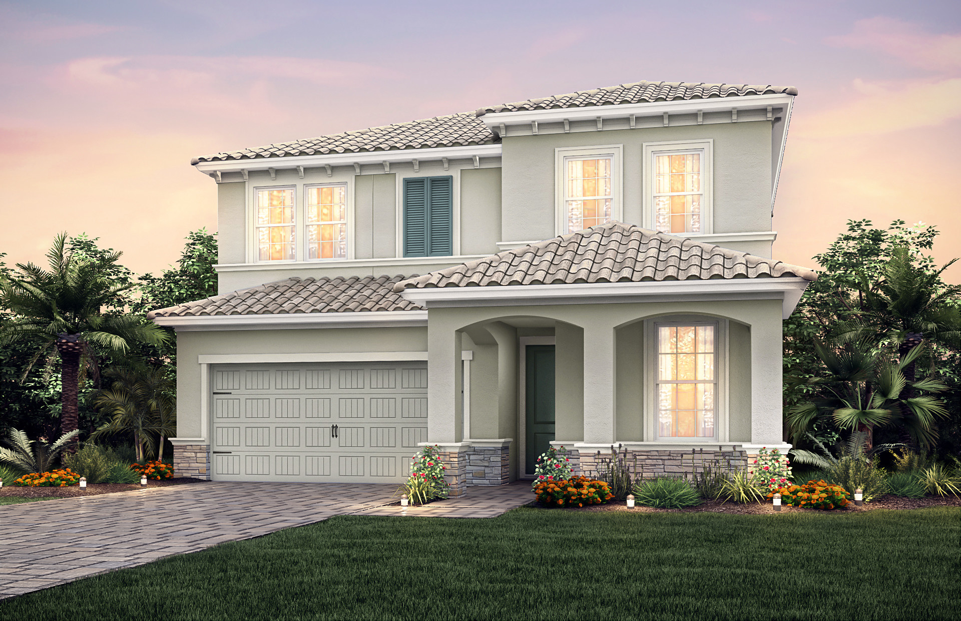 Pulte to discuss plans for 152 homes at woodmont country for Pulte home designs