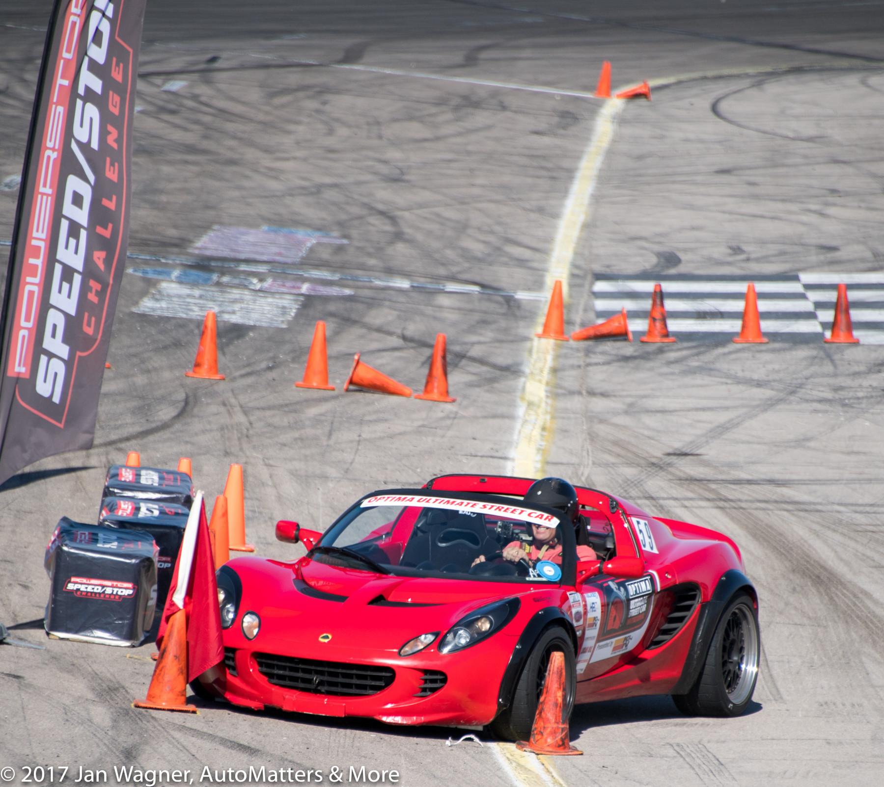 Powerstop Speed/Stop Challenge