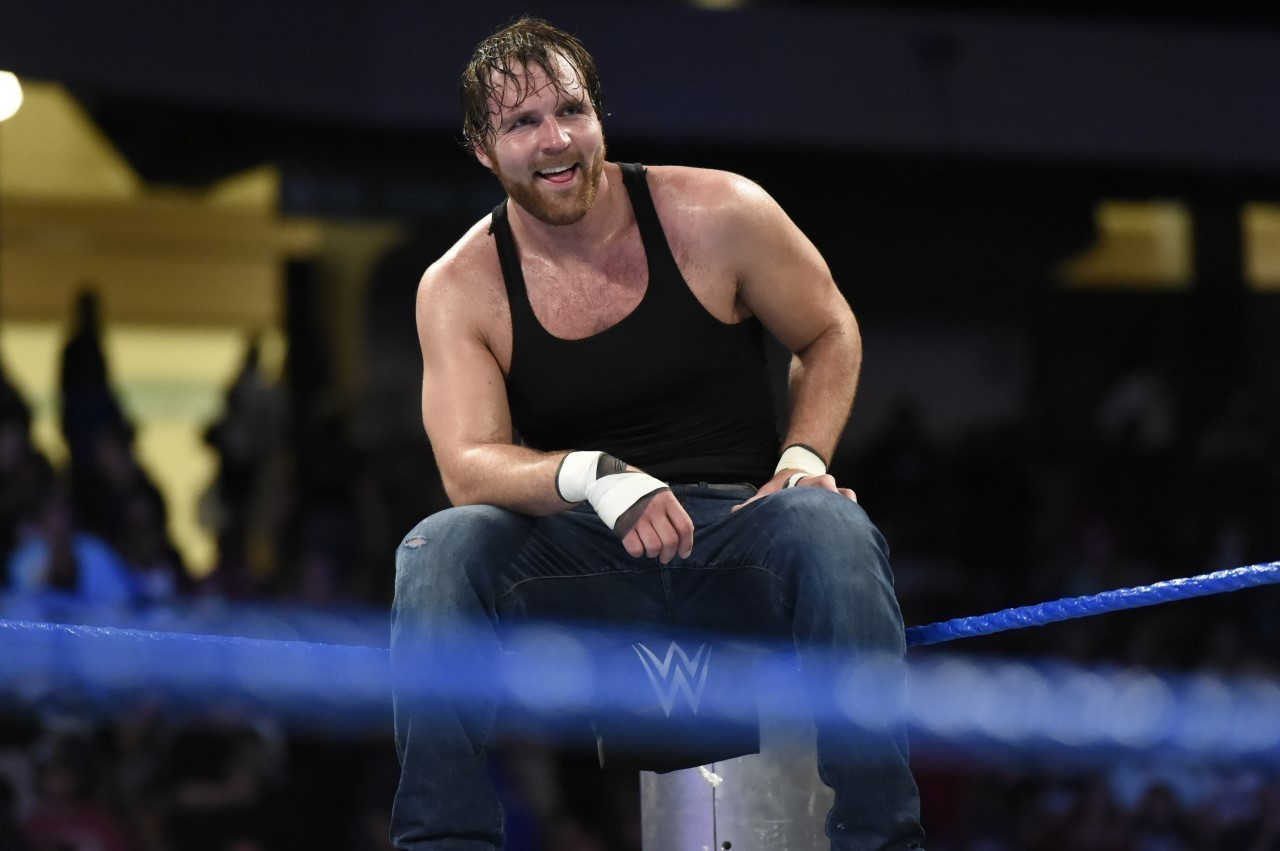 Dean ambrose on total divas its a lot of fun hey if they want dean ambrose on total divas its a lot of fun hey if m4hsunfo