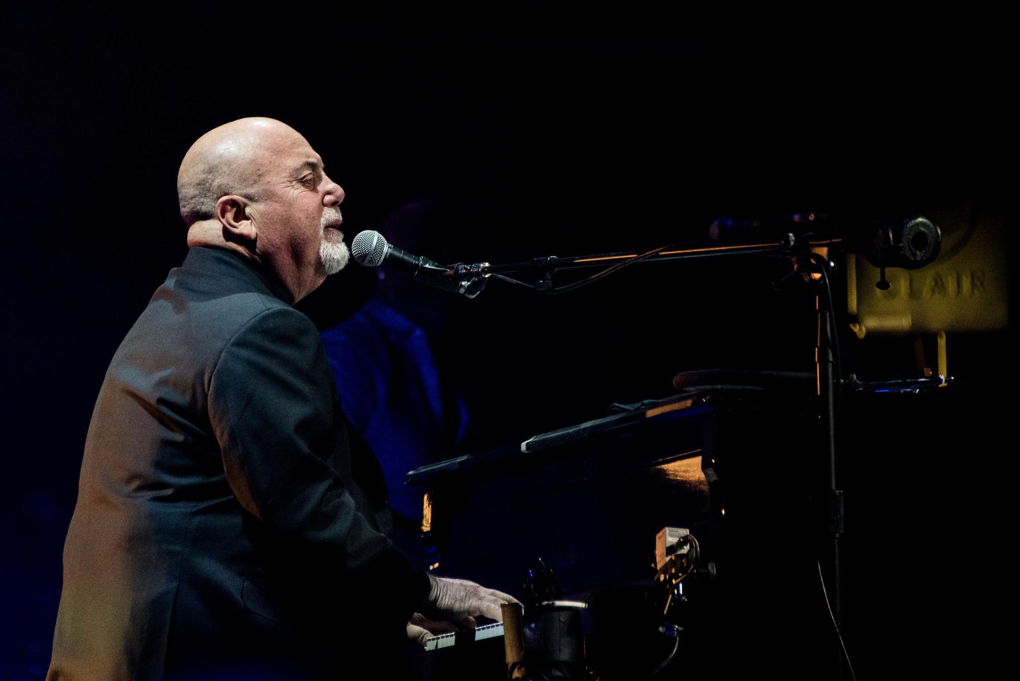 Billy Joel Stranger Tour
